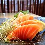Photo taken at Sushi Zanmai by Weng Hoe L. on 5/1/2013
