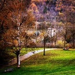 Photo taken at Parco Del Sole by Nader S. on 11/18/2014