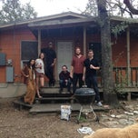 Photo taken at Hostelling International-Austin by Christopher W. on 2/19/2014
