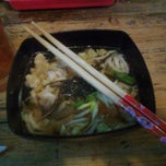 Photo taken at Chicken Ramen by Nadia R. on 10/17/2013