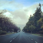 Photo taken at Pacific Electric Trail at Milliken Ave and Central Park by Adham J. on 2/7/2014