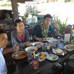Photo taken at Pai Herb Resort by Oat - Potjanawan N. on 12/21/2012