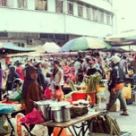 Photo taken at Pasar Pudu (Market) by Mrzzs Ryina Y. on 10/25/2012