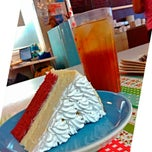 Photo taken at The Cake Box by Jane D. on 5/27/2014