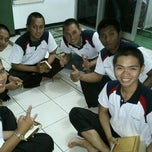 Photo taken at PT PLN (Persero) Udiklat Semarang by Khairul R. on 12/12/2014