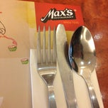 Photo taken at Max's Restaurant by Angelo T. on 5/14/2013
