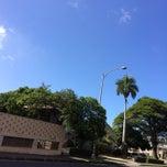 Photo taken at King St & Kalakaua Ave Intersection by Satoshi H. on 5/29/2014