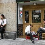 Foto tomada en Barbería Capital (Roma) por Barbería Capital (Roma) el 10/13/2013