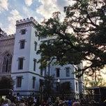 Photo taken at Baton Rouge Blues Festival by Jacob L. on 4/13/2013