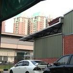 Photo taken at Chun Sheng Yuan Eating House by Jolene K. on 7/30/2013