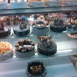 Photo taken at Dukes Pastry Shop by Utsav on 11/6/2013