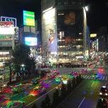 Photo taken at 渋谷駅 (Shibuya Sta.) by Mitsuhiro F. on 2/20/2013