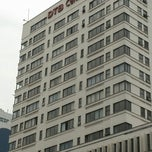Photo taken at Diamond Trust Building Kampala Road by Aj K. on 1/21/2014