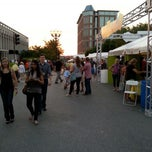 Photo taken at St Louis Art Fair by Darien C. on 9/7/2013