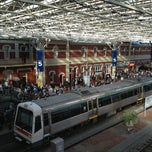 Photo taken at Perth Train Station by Phil N. on 2/12/2013