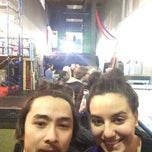 Photo taken at Hollywood Stunts by Christine A. on 2/14/2015