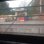 Photo taken at Etawah Railway Station by Andrew B. on 4/7/2014