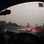 Photo taken at Flyover Petagas by naza m. on 3/27/2014