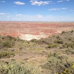 Photo taken at Painted Desert by Aneel N. on 9/17/2012