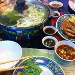 Photo taken at MK Restaurant (ภัตตาคารเอ็มเค) by Julaluk M. on 1/5/2013