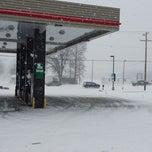 Photo taken at QuikTrip by Brett B. on 2/2/2014