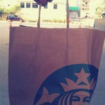 Photo taken at Starbucks Plaza Balikpapan by Christian M. on 1/21/2014
