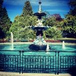 Photo taken at Christchurch Botanic Gardens by Kegan Q. on 3/5/2013