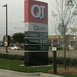 Photo taken at QuikTrip by Andrew P. on 10/2/2012