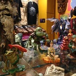 Photo taken at Museum Of The Weird by Heather H. on 3/9/2013