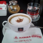 Photo taken at Rabika Coffee by Nipon K. on 6/13/2014