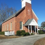 Photo taken at Level Creek UMC by Andrew C. on 1/12/2014