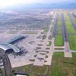 Photo taken at 인천국제공항 (Incheon International Airport - ICN) by Martin N. on 10/11/2013
