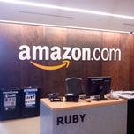 Photo taken at Amazon - Ruby (SEA28) by Jesús M. on 5/16/2015