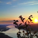 Photo taken at Angels Rest by Paul F. on 8/13/2013
