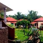 Photo taken at Leoney Resort Anjuna by Siddharth R. on 8/12/2014