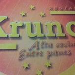 Photo taken at Krunch by Julene A. on 9/30/2013