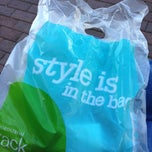 Photo taken at Nordstrom Rack Grand Plaza by Kary Y. on 3/12/2013