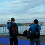 Photo taken at Ironman Cozumel by Ricardo H. on 9/23/2012