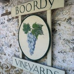 Photo taken at Boordy Vineyards by Kevin M. on 6/24/2013