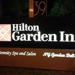 Photo taken at Hilton Garden Inn San Diego Del Mar by Mike H. on 1/30/2013