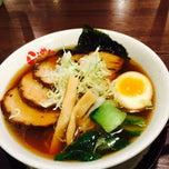 Photo taken at らうめん 蔵 by か り. on 12/20/2014