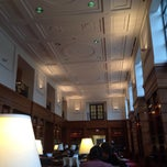 Photo taken at EB Williams Law Library, Georgetown Law by Sergio F. on 4/10/2015