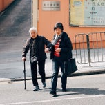 Photo taken at 聖文德書院 by Blue L. on 12/15/2014