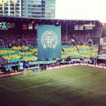 Photo taken at Providence Park by Richard F. on 8/4/2013