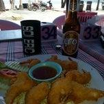 Photo taken at Wai Thai Restaurant by Jane F. on 8/8/2014