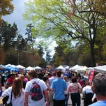 Photo taken at Flowertown Festival by Thom H. on 4/7/2013