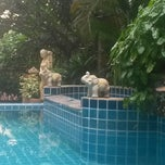 Photo taken at Seven Seas Hotel Phuket by Ksenia P. on 6/14/2014