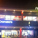 Photo taken at McDonald's by krish a. on 3/16/2013