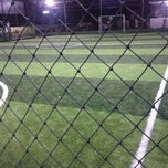 Photo taken at Cimahpar Futsal by Afdhal D. on 1/5/2013