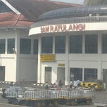 Photo taken at Sam Ratulangi International Airport (MDC) by Aria S. on 10/10/2012